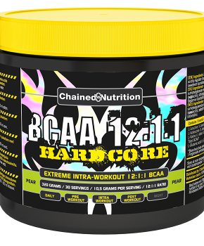 12:1:1 Chained BCAA Hardcore, 320 g