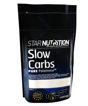 Slow Carbs Pure Palatinose, 1000 g