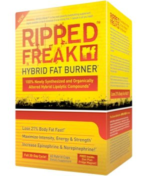 Ripped Freak, 60 kaps