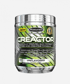 Creactor, 120 servings
