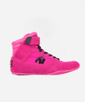 G!WEAR HIGH TOPS FRA GORILLA WEAR Pink