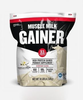 MUSCLE MILK GAINER 4535G
