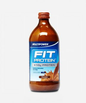 Multipower Fit Protein, 500 ml sjokolade