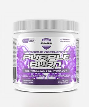 Purple Burn PWO, 250g, Purple Punch