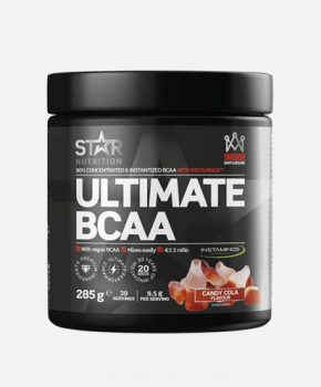 Ultimate BCAA, 285 g Star Nutrition