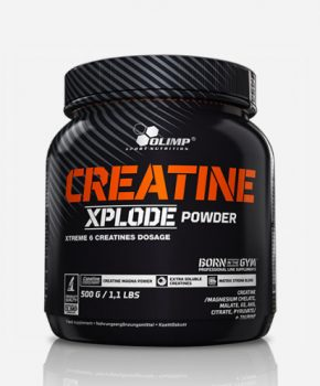 Creatine Xplode, 500 g Olimp Sports Nutrition