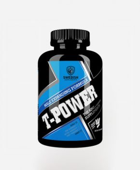 T-Power testosterone , 200 caps